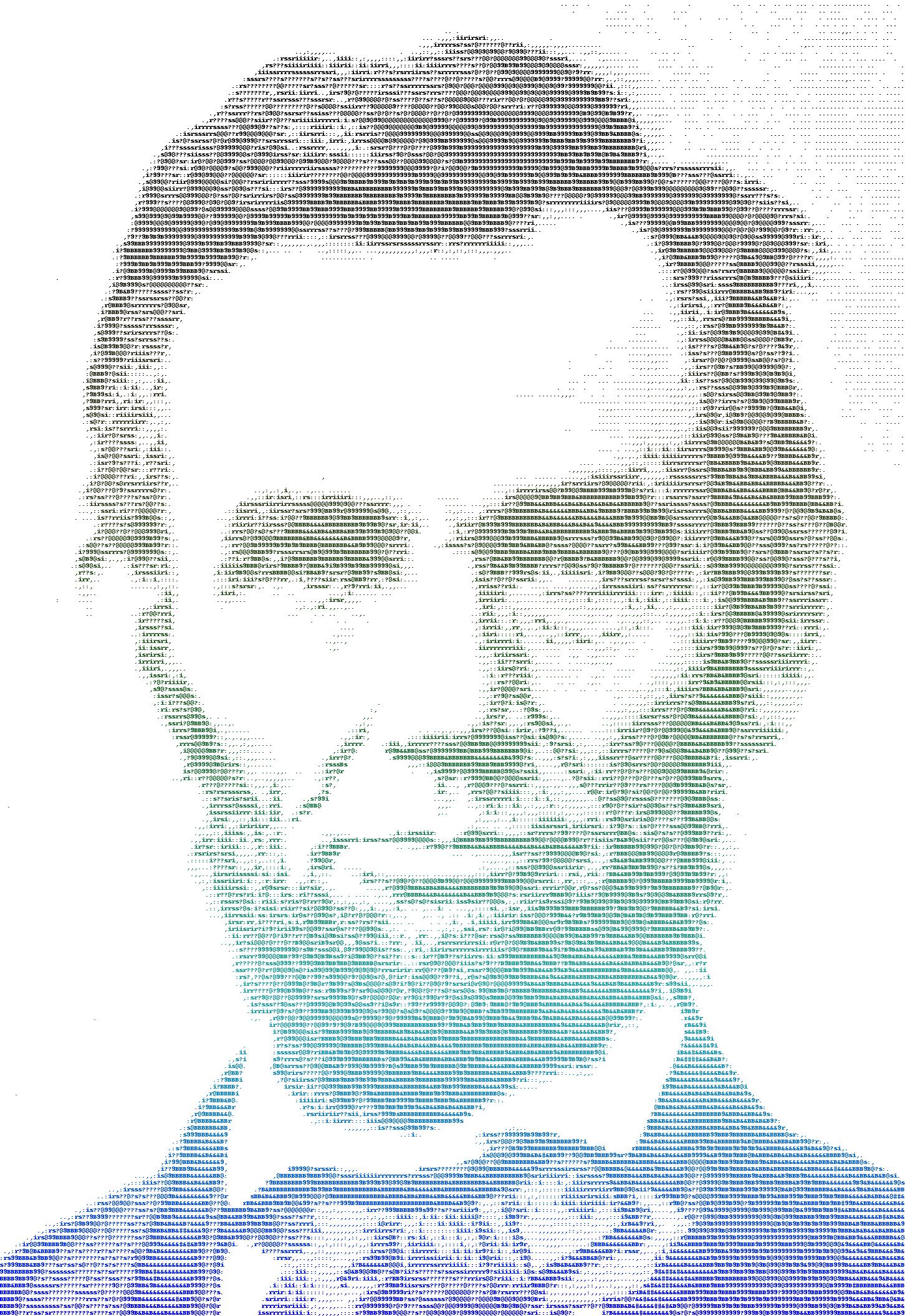 Create ASCII art from an image · GitHub