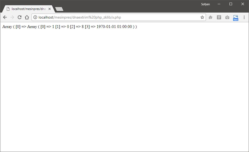 hasil getattendace error di zem500 · Issue #31 · dnaextrim