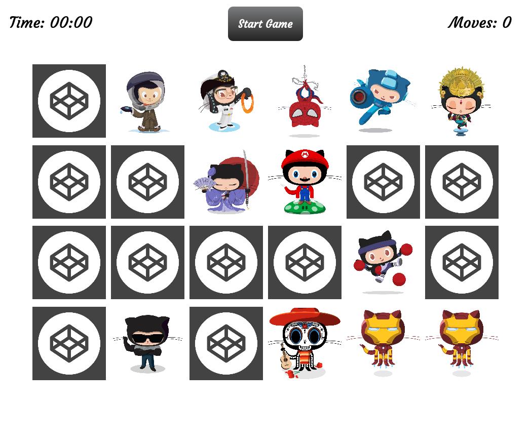 Screenshot_2020-02-25 Octocat Memory Game