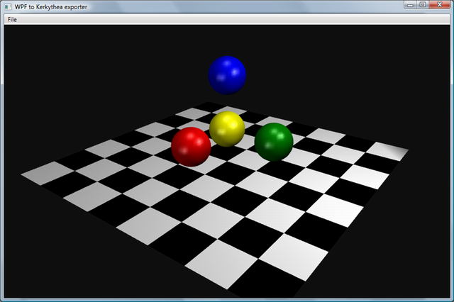 Proposal Add 3DSurfaceView or 3DCanvas or Viewport3D · Issue #183
