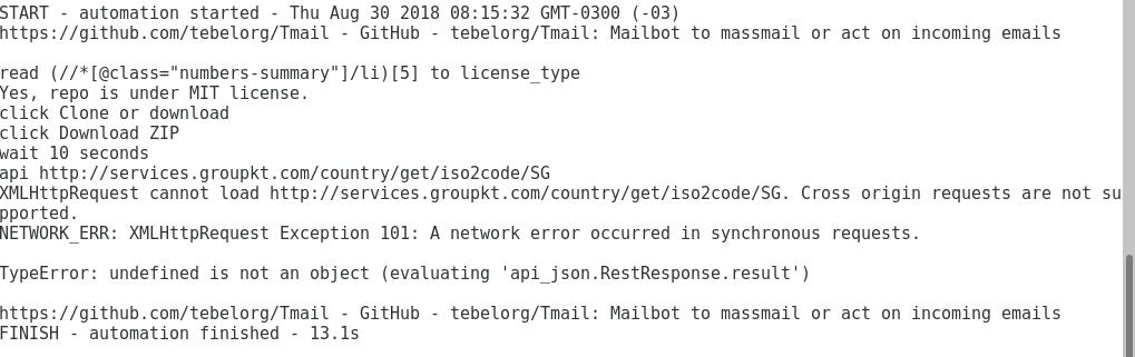 CORS: XMLHttpRequest Exception 101 error: calling rest api · Issue