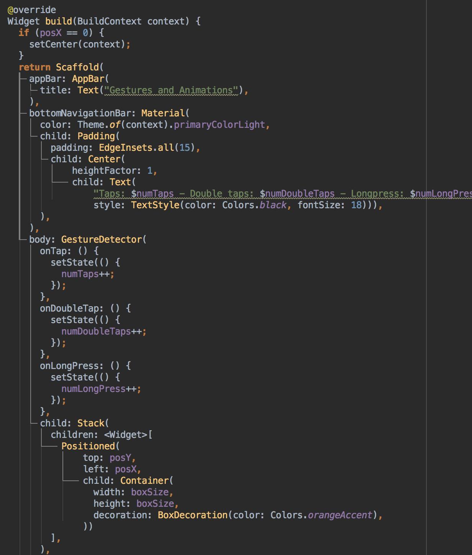 Code formatting style · Issue #3455 · flutter/flutter