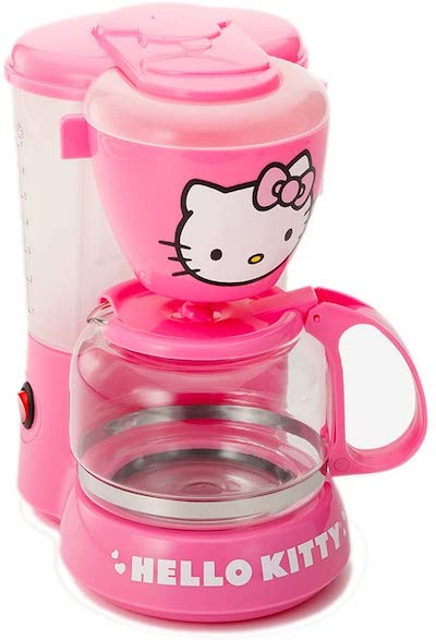 Hello Kitty Coffee Machine