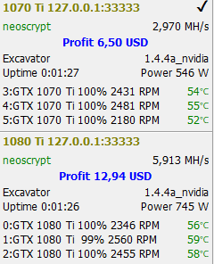 Version 1 4 4 - NeoScrypt speed is NOT improved · Issue #184