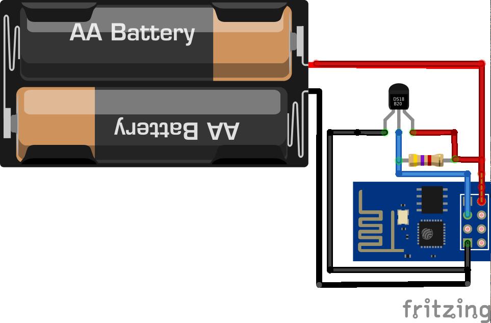 Blink arduino ESP8266