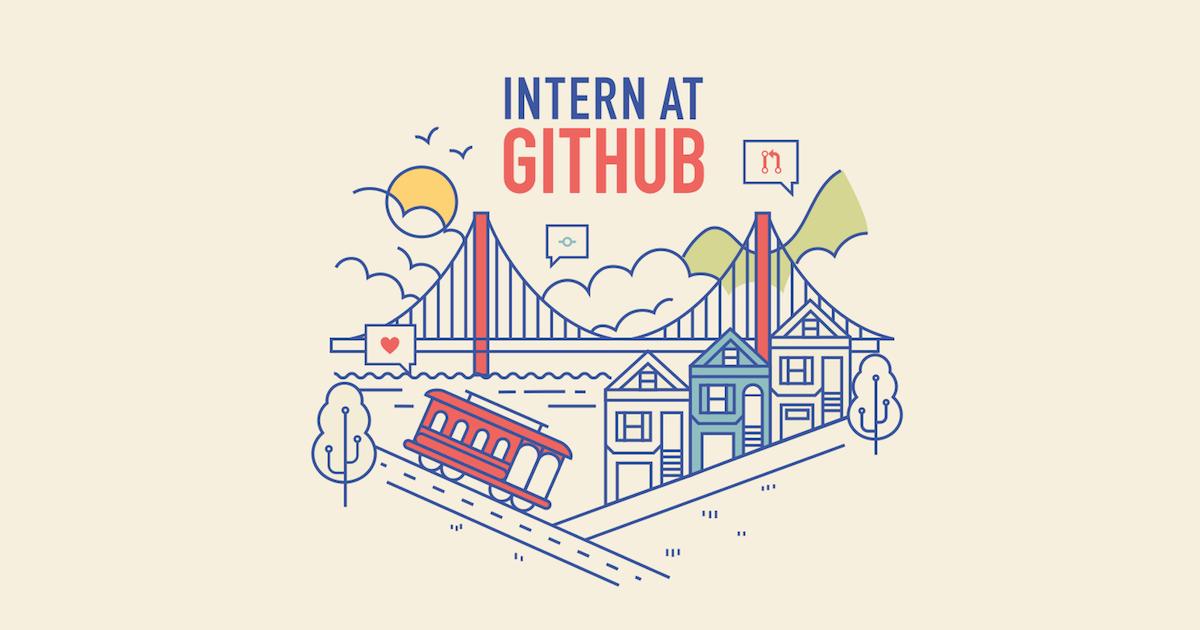 Intern at GitHub