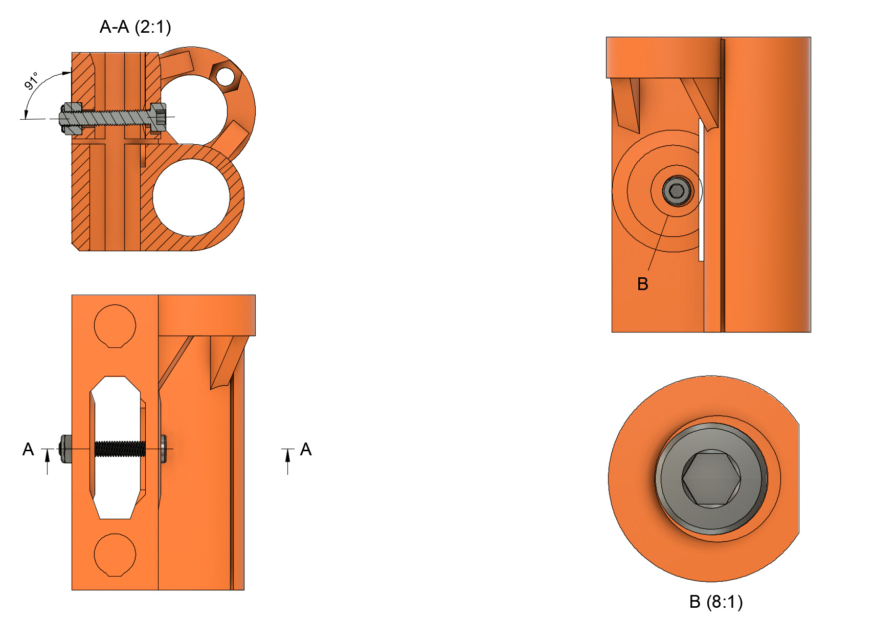 Improvements to the X-axis and Y-axis belt drive · Issue #50