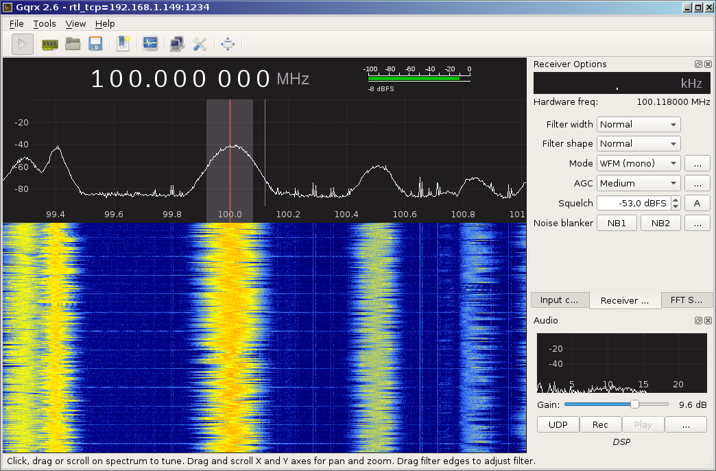CubicSDR CubicSDR-0 2 4 in not work · Issue #683 · cjcliffe