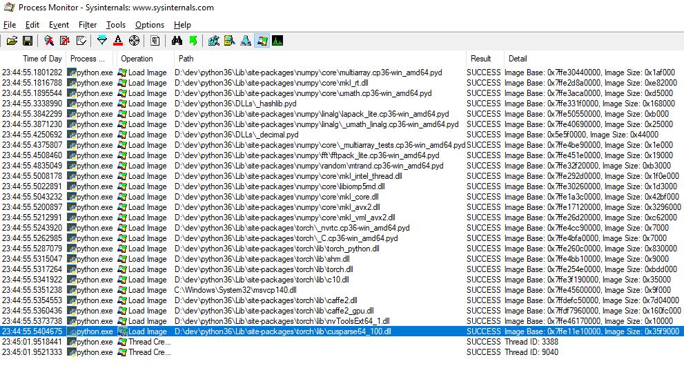 Sql Developer Loadlibrary Failed With Error 126