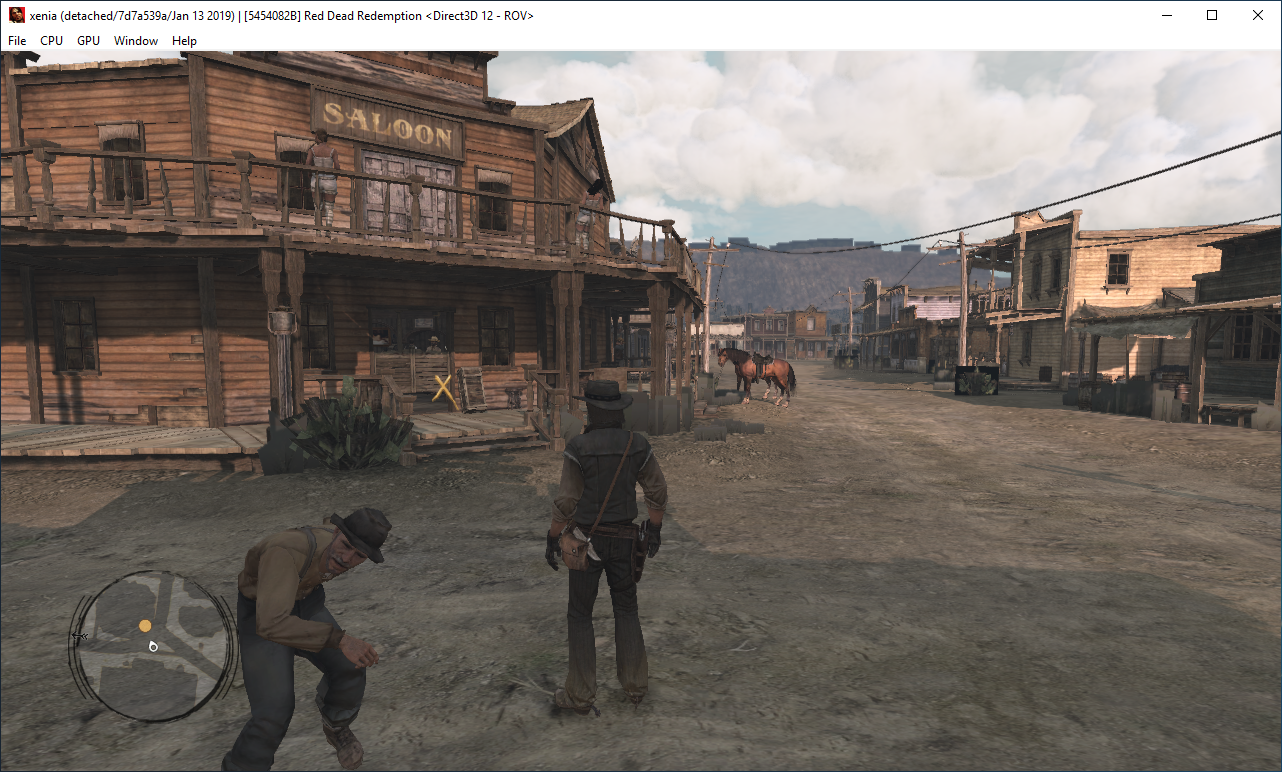 Developers - 5454082B - Red Dead Redemption GOTY Edition -