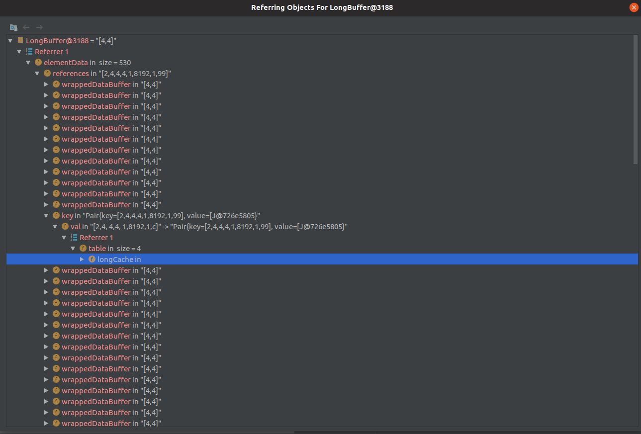 ND4j: Memory leak if calling INDArray getRow() · Issue #7125