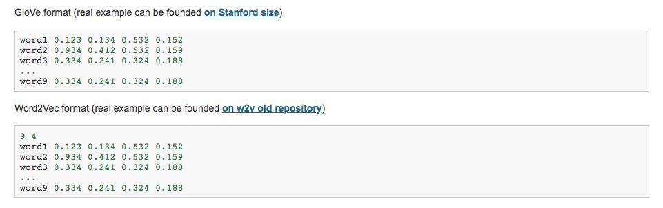 using custom embeddings · Issue #81 · zalandoresearch/flair