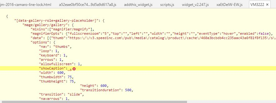 Uncaught SyntaxError: Unexpected token , in JSON · Issue #14977