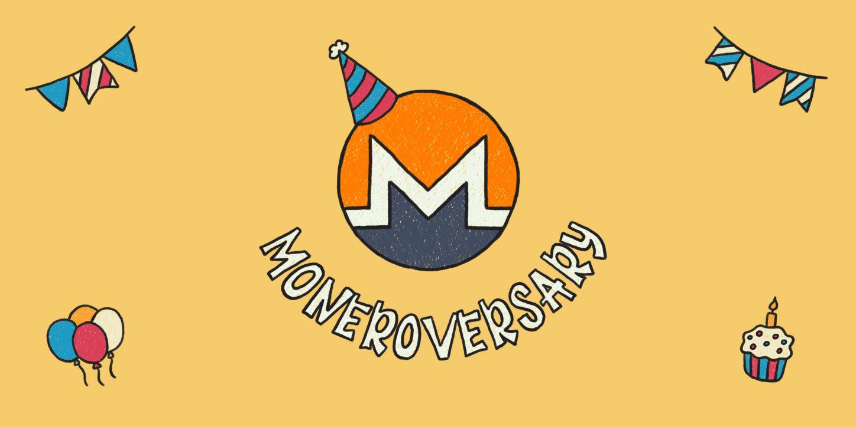 Monero Anniversary Twitter 1448x724 2-1