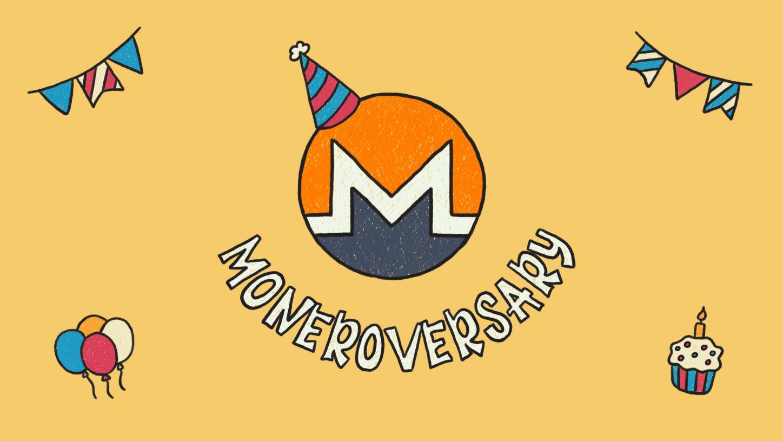 Monero Anniversary YouTube ~16-9