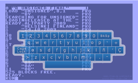 A virtual keyboard on a floating window · Issue #303