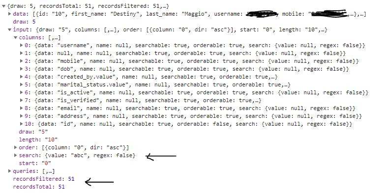 laravel-datatables - Bountysource