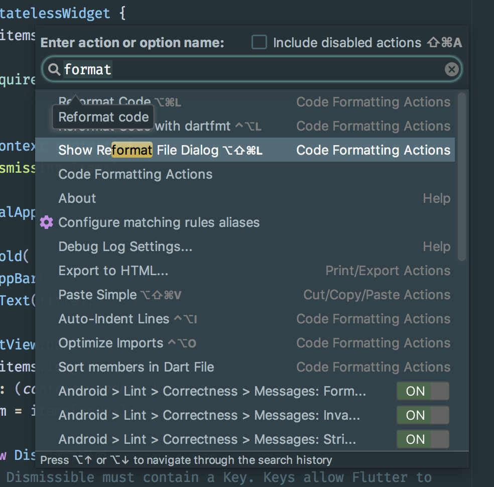 Feature Request: Easier ways to Optimize imports · Issue