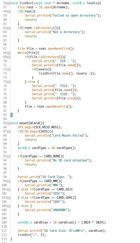 SD lib w/ card 'flakey'? · Issue #272 · espressif/arduino
