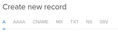 cloudns-dns-record-types