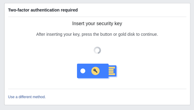 Different behaviour for Facebook login on Firefox and Chrome
