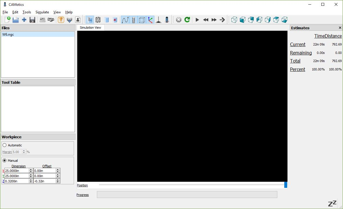 Developers - No image in Simulation View with Intel HD