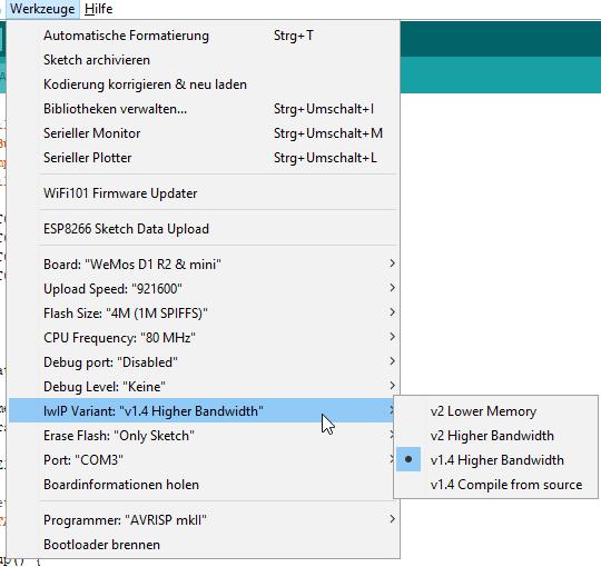 OTA Crashing WeMos device · Issue #530 · homieiot/homie-esp8266 · GitHub