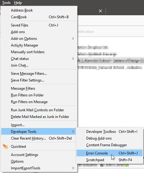 Thunderbird Beta 60+ hangs due winmail dat · Issue #17 · TB