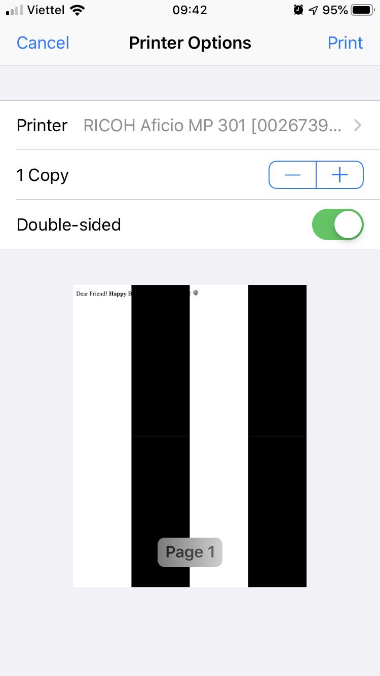 BUG] Print API - iOS 13 · Issue #5439 · expo/expo · GitHub