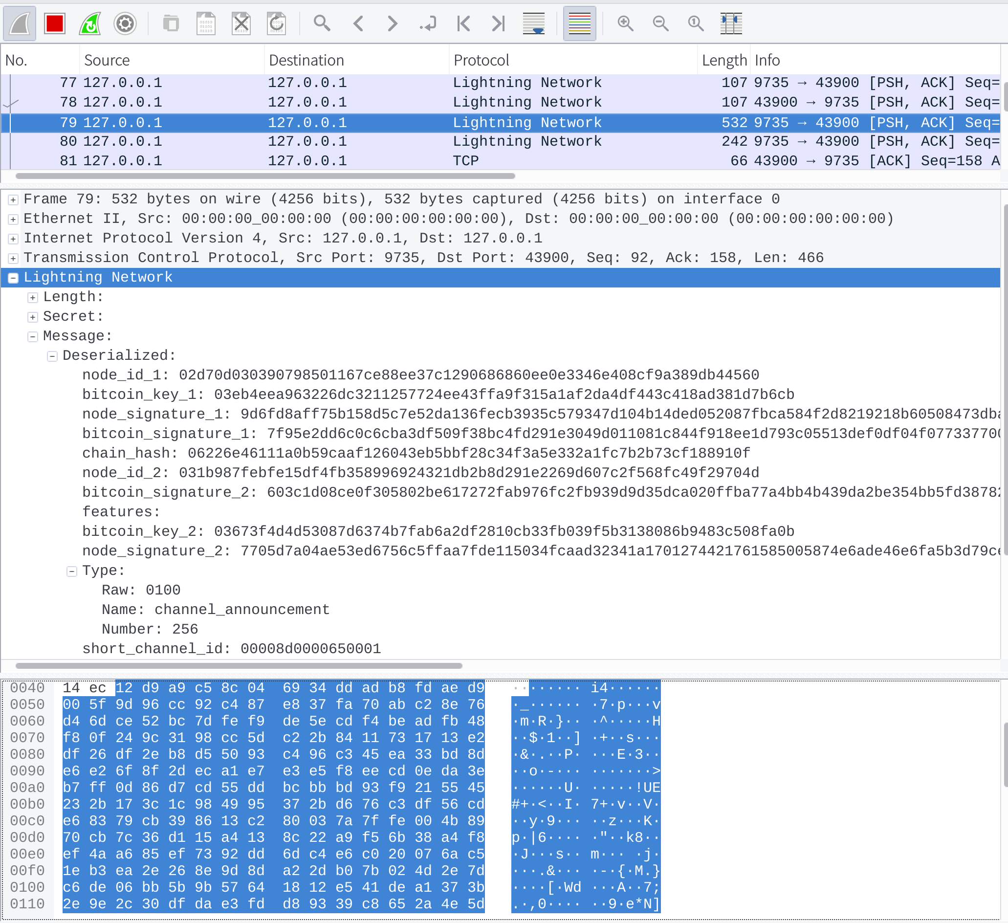 GitHub - nayutaco/lightning-dissector: WIP: A wireshark plugin to