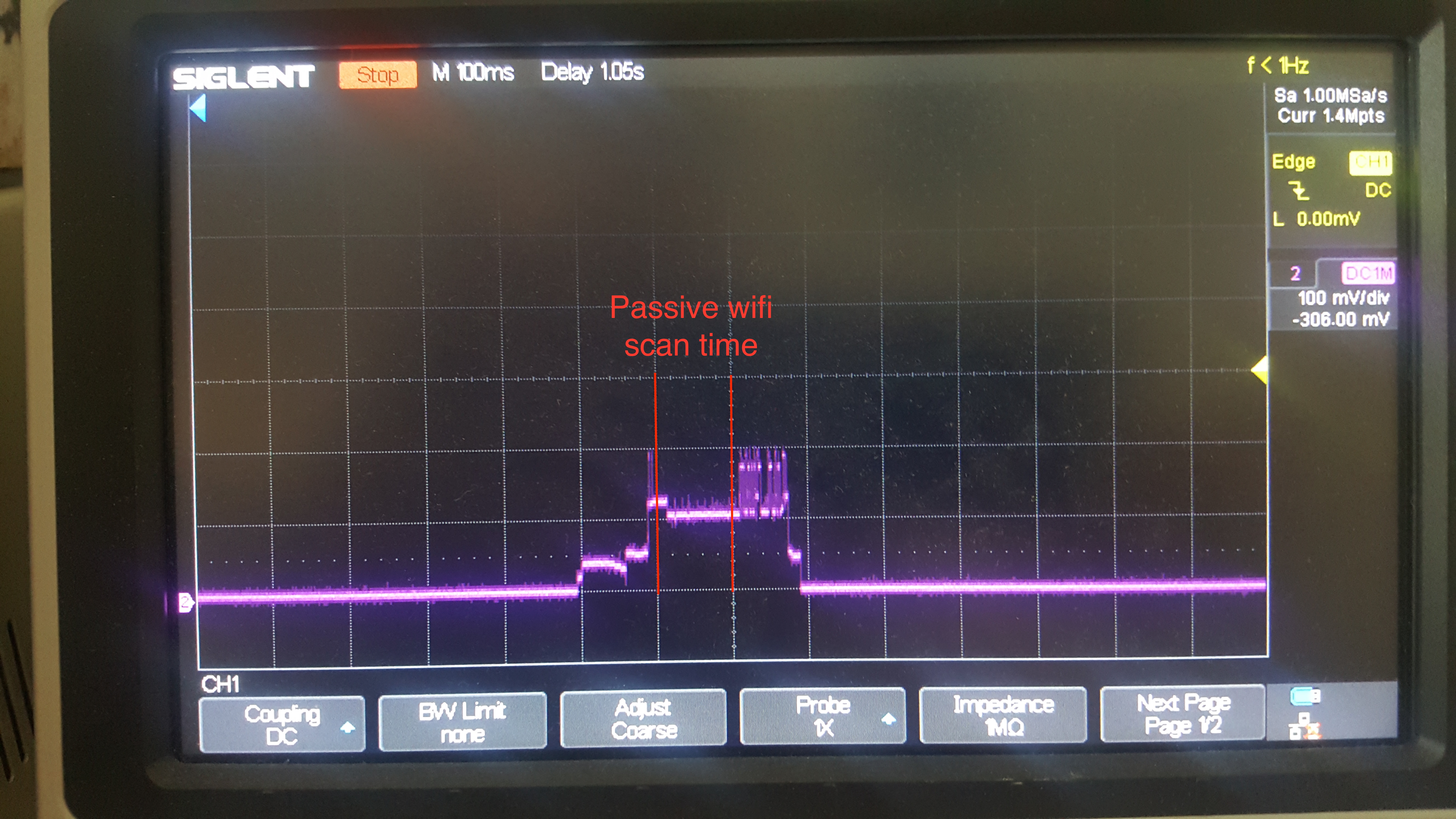 Faster Wifi station connect improvement - avoid 100ms passive scan
