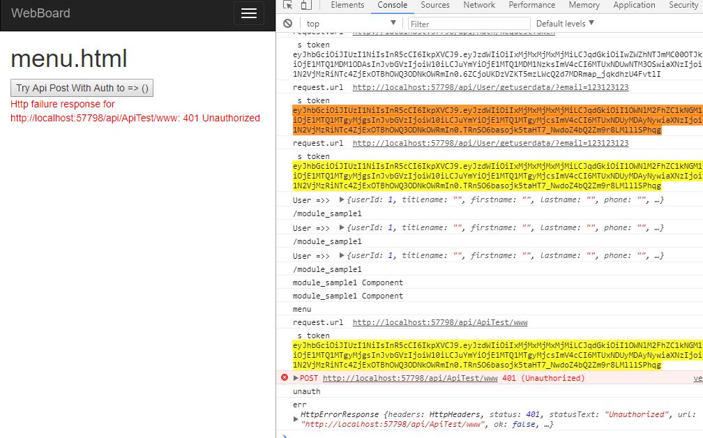ASP NET WEB API HTTP ERROR 400  THE REQUEST HOSTNAME IS
