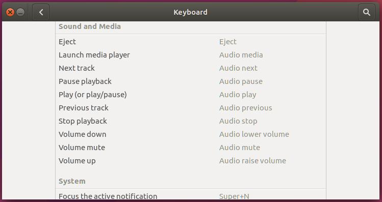 Add global keyboard shortcuts · Issue #18 · gkarsay