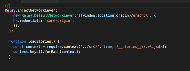 Problems in syntax highlighting after backticks in Javascript