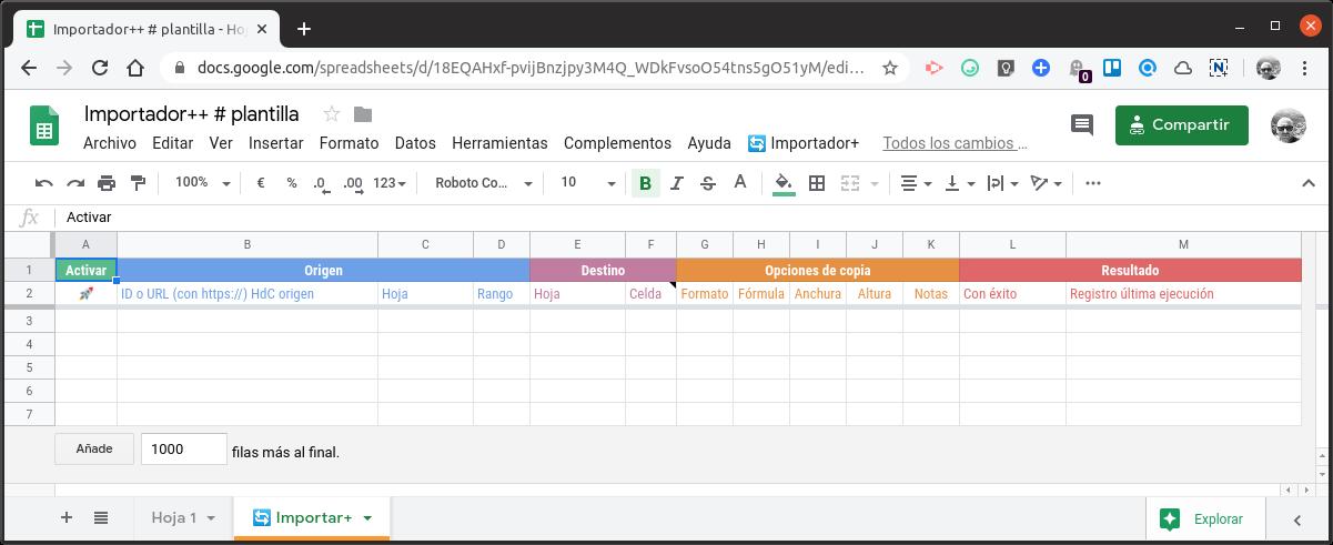 Importador++ - plantilla - Hojas de cálculo de Google - Google Chrome_999