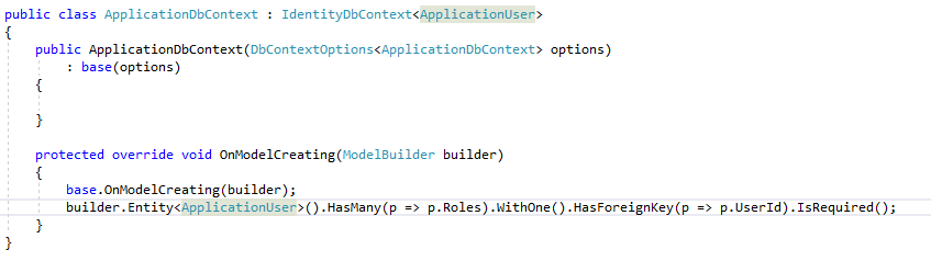 How to include Roles in IdentityUser? · Issue #1361 · aspnet