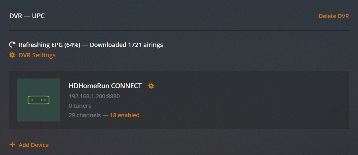 Plex: unable to tune to channel · Issue #4 · hazcod/muxy