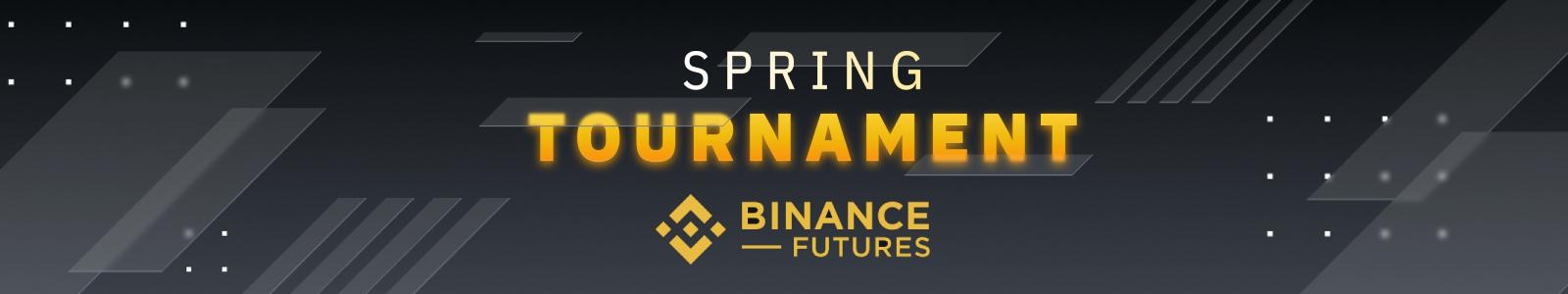 Binance Futures Spring Tournament