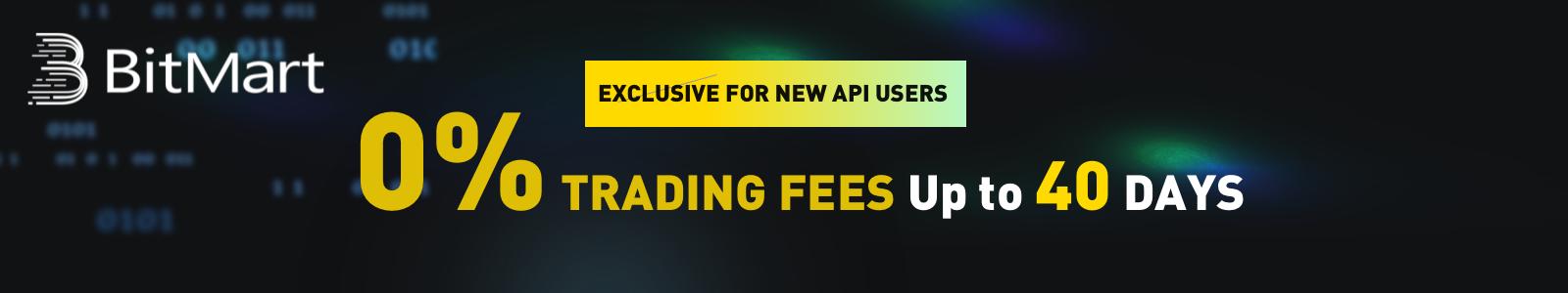 BitMart – 0% trading fees!
