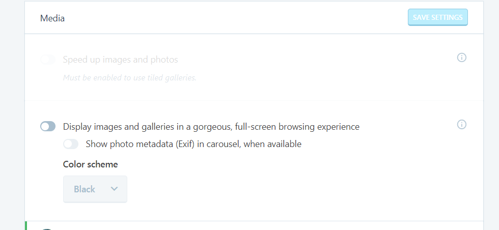 xml sitemap add support for images in jetpack galleries issue