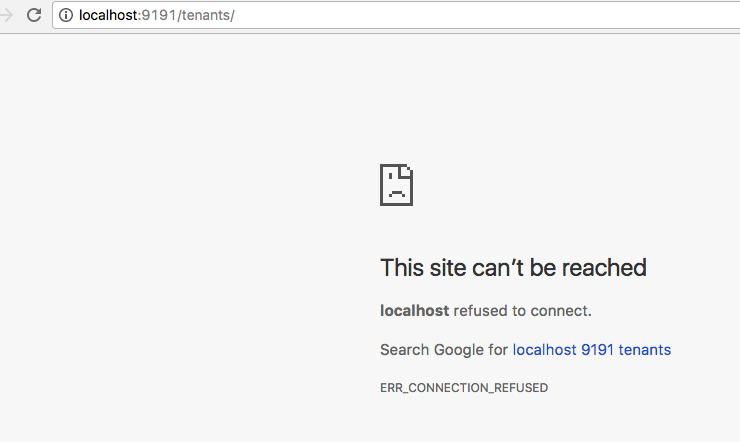 i can't access http://localhost:9191/tenants/ · Issue #11