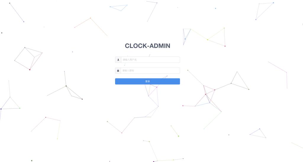 《[Clock]没错,让是让你点点点完成可视化的任务调度!》