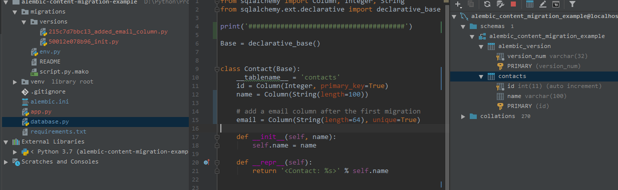alembic not generate changes after add a column · Issue #424
