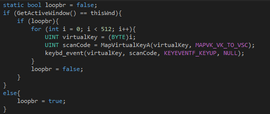 Stuck Key Input Issue and Misdetected keys · Issue #2062