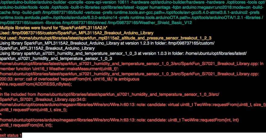 Not working on Arduino Uno WIFI Rev 2 · Issue #4 · sparkfun