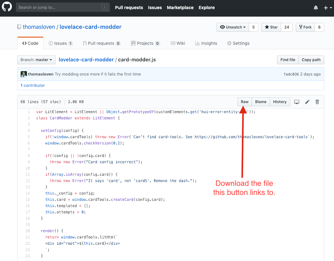 Lovelace Plugins · thomasloven/hass-config Wiki · GitHub