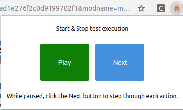 wdio-debugger-extension