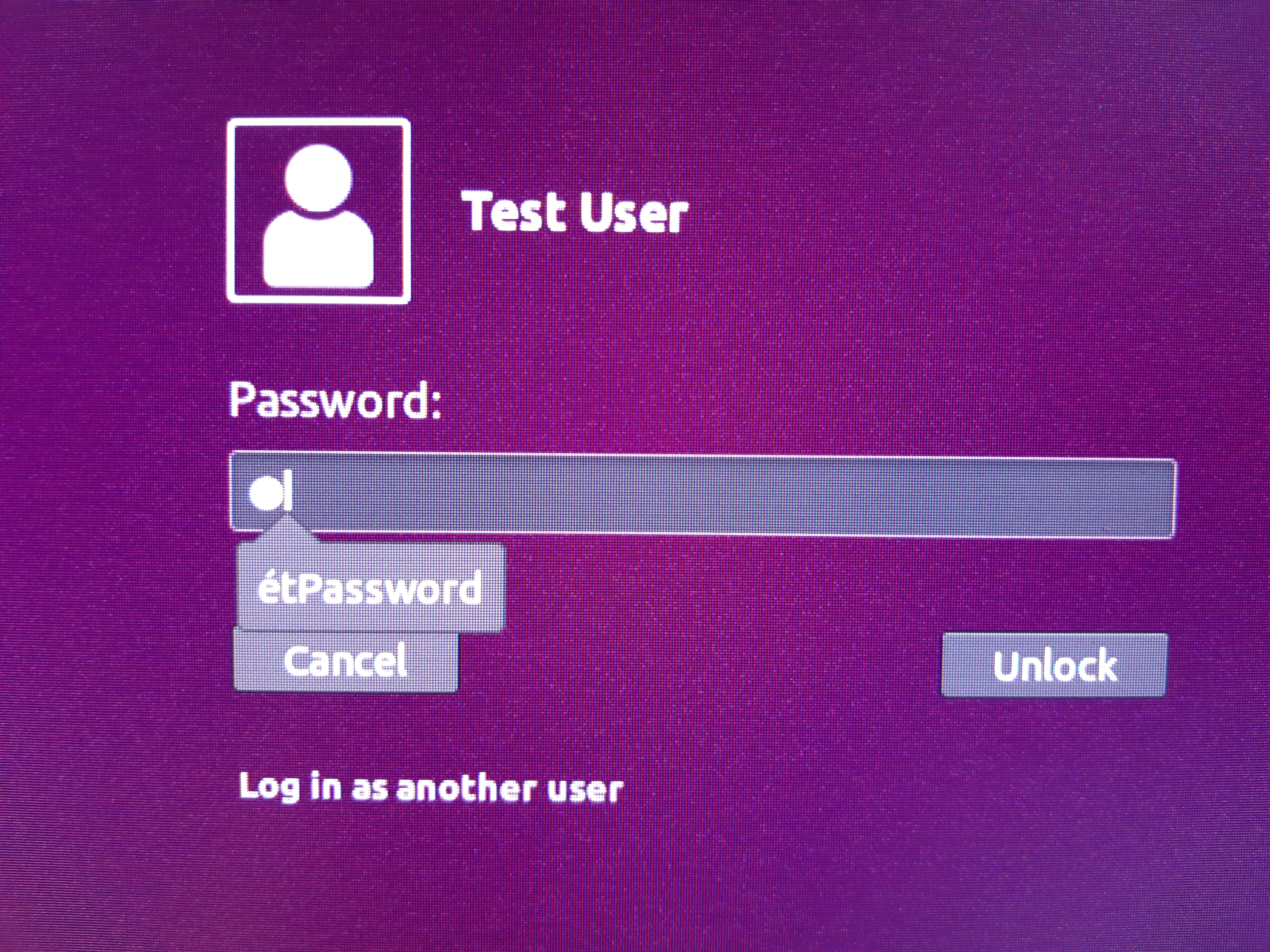 Ubuntu 18 Ibus preedit shows on user password at gnome-shell