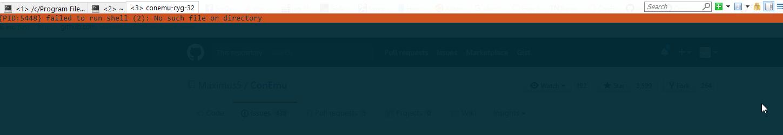 Task to wsl-bridge · Issue #1163 · Maximus5/ConEmu · GitHub