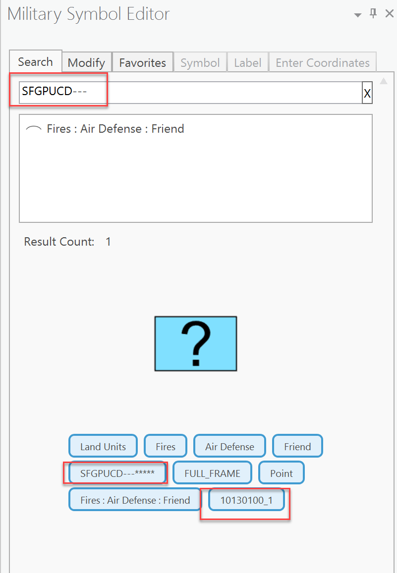 Add support for sidc code lookup issue 178 esrimilitary symbol if you look in the tags for particular symbols youll see that we have gone with the option image biocorpaavc Choice Image